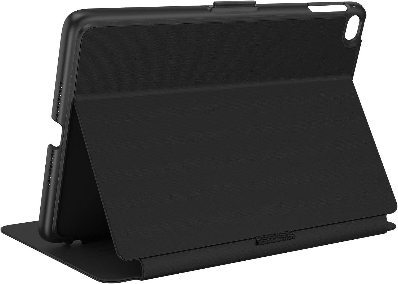 Speck Products Balance Folio iPad Mini 2021/iPad Mini 4/iPad Mini 5 Case and Stand, Black/Black