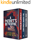 The Parker Chase Series: Books 1-3: Parker Chase Boxset 1