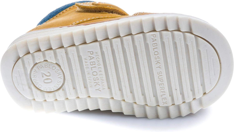 Pablosky Stivali Bambino, Colore Giallo, Marca, Modello Stivali Bambino 064544 Giallo Giallo