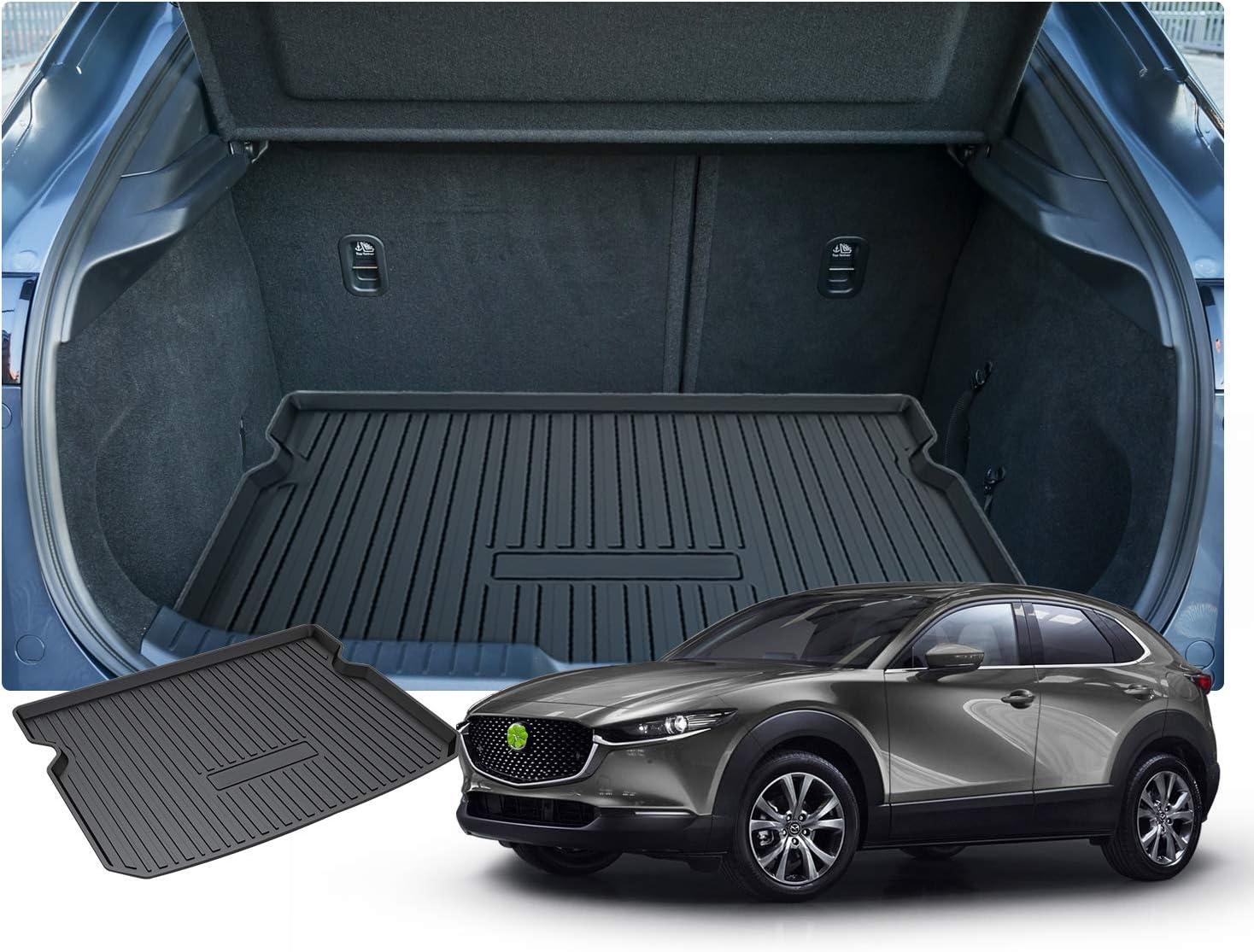 Gummi-Kofferraumwanne Kofferraummatte für Mazda CX5 II ab 2017