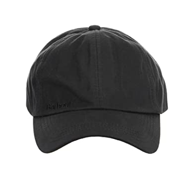 fa818e6f170 Image Unavailable. Image not available for. Colour  Barbour - Men s Waxed  Baseball HAT - Sports Cap - Green (ONE Size)
