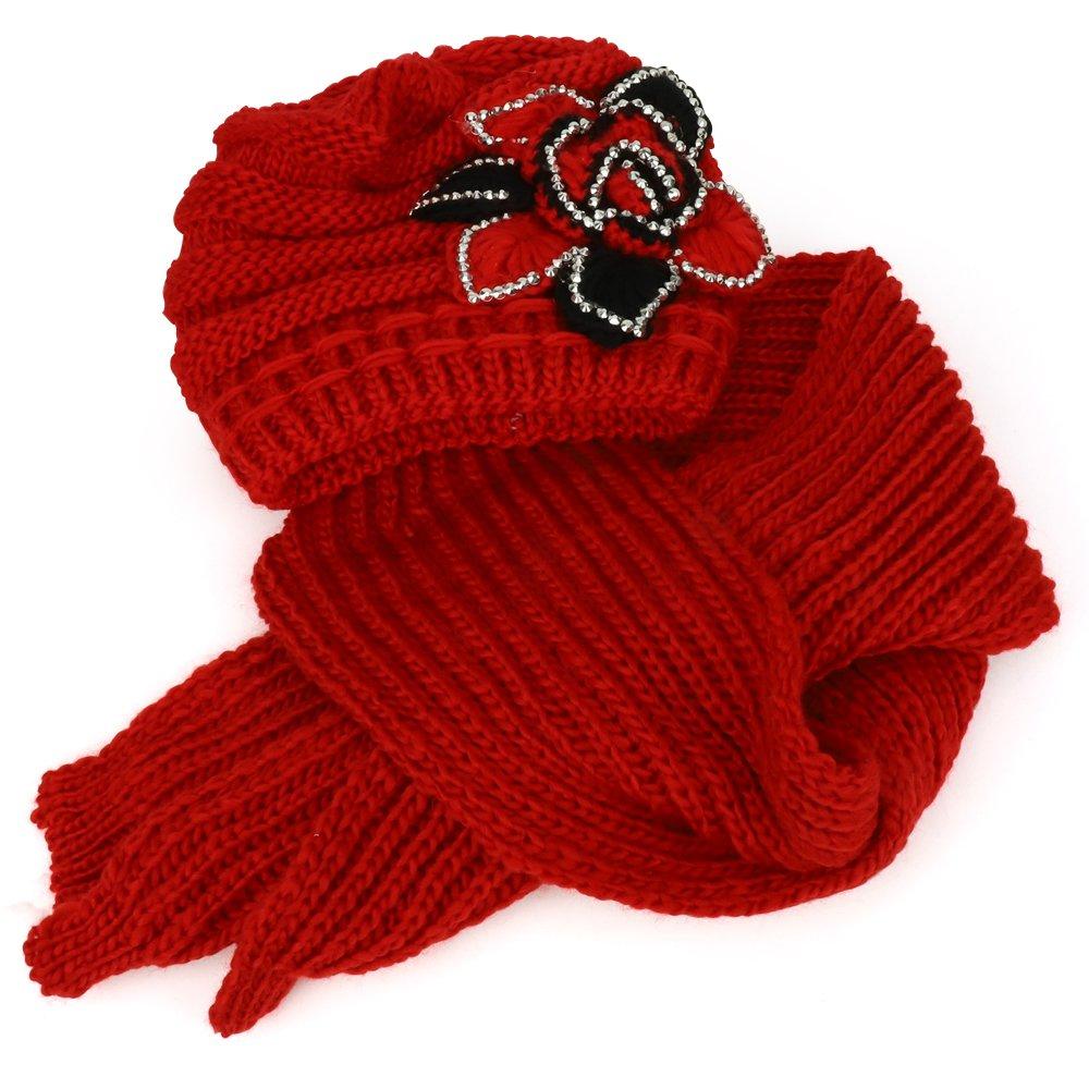 最愛 Trendy Apparel Shop HAT レディース HAT B0777Y7TB1 レッド Shop L レッド L|レッド, 総合商社チャンピオン:c1ffb200 --- obara-daijiro.com