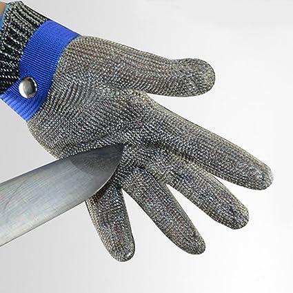 Amazon.com: Guantes de acero inoxidable con alambre de ...