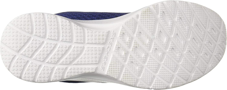 Skechers Baskets Dynamight Tempo Runner Bleu Marine Fille