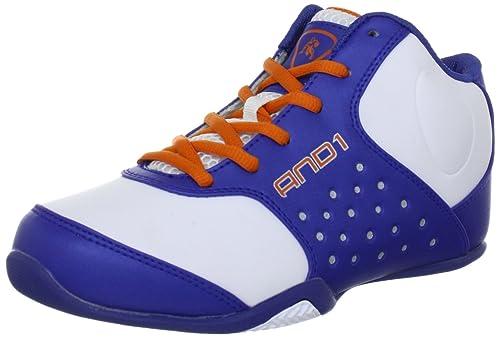 AND1 Reign Mid Kids, Zapatillas de Baloncesto Infantil: Amazon.es ...