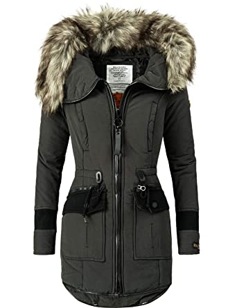 wholesale dealer 1a30d 8e562 Khujo Damen Winter Mantel Winterparka YM-Retro Bugs 4 Farben S-XXL