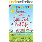 Summer at The Little Duck Pond Cafe: (Little Duck Pond Cafe, Book 2)