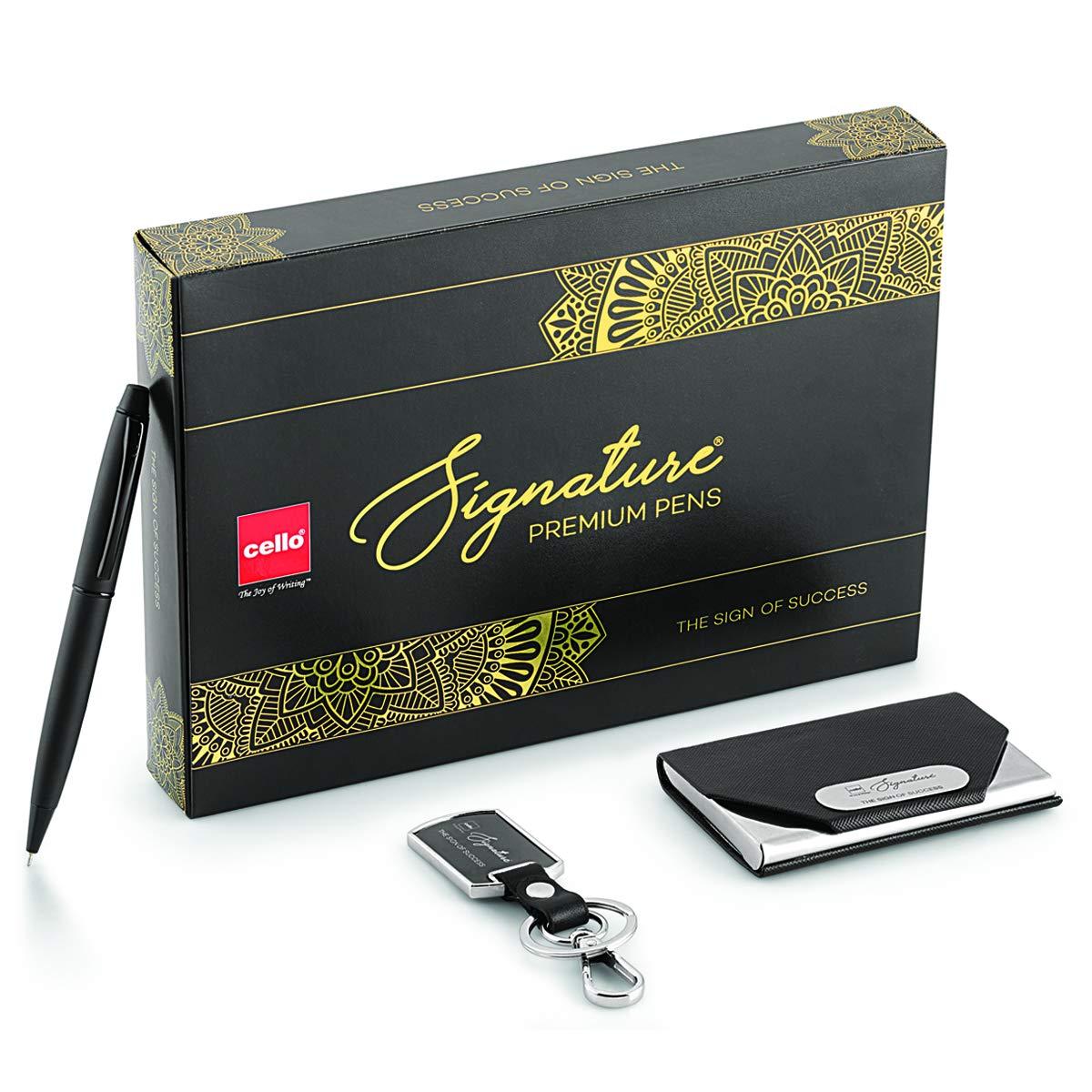 Cello Signature Carbon Executive Gift set product image