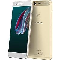 Infinix Zero 5 X 603 Dual SIM - 64GB, 6GB RAM, 4G LTE, Champagne Gold