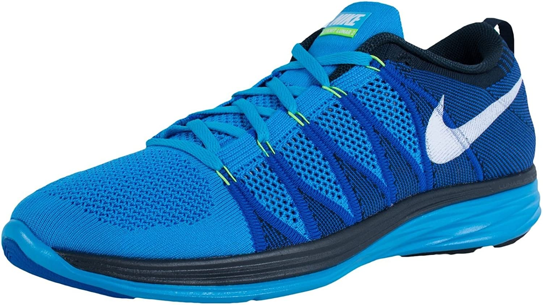 Nike Flyknit Lunar 2 Men's Running Shoe
