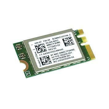 TRP Tarjeta WiFi HP Envy 15-AE001NP BCM943142Y 792200-001 ...