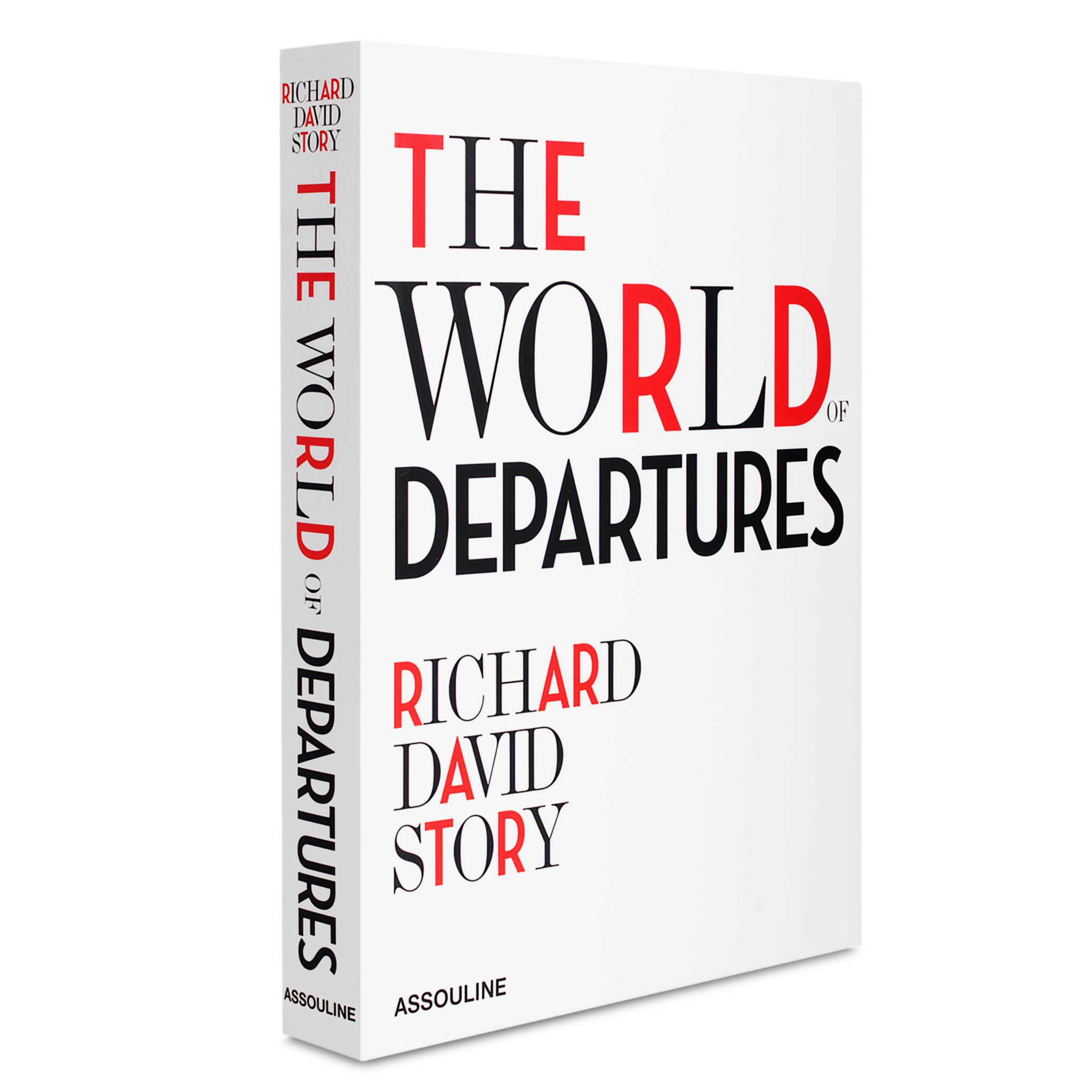 Read Online The World of Departures pdf epub
