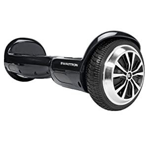 SWAGTRON T1 - UL 2272 Certified Electric Self-Balancing Scooter