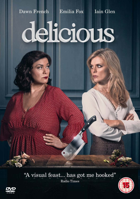 Delicious [DVD]: Amazon.co.uk: Dawn French, Emilia Fox, Iain Glen ...