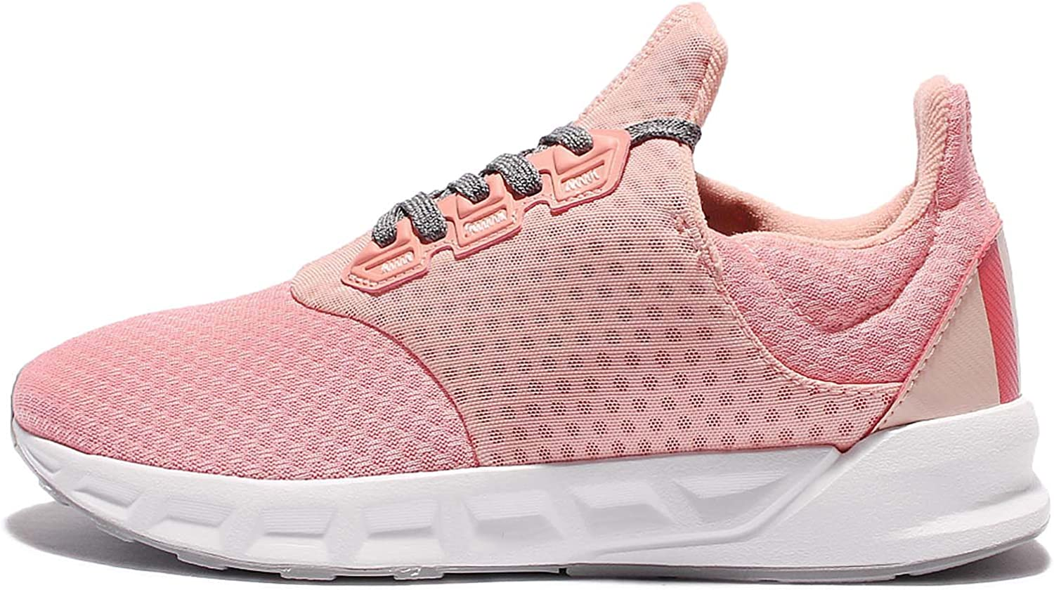 mejor sitio Venta barata venta de liquidación Amazon.com: adidas Women's FALCON ELITE 5 W, PINK/WHITE, 7.5 US: Shoes