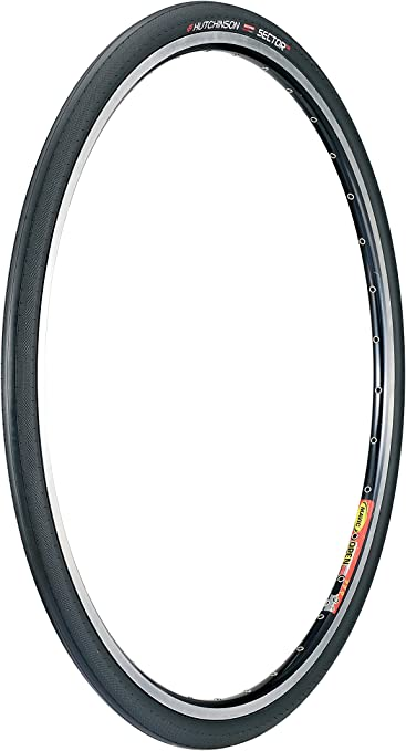 Hutchinson Sector tubeless clincher all black 700 X 32 1 pair 2 tires