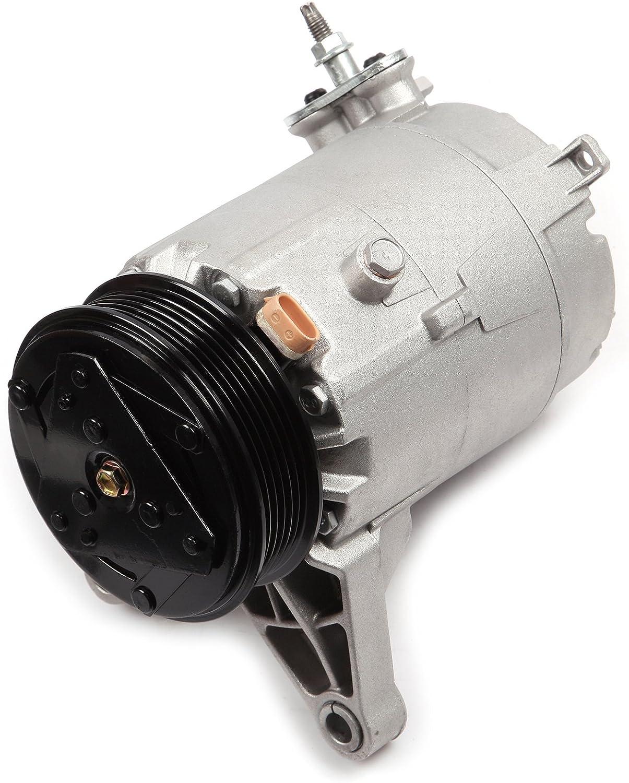 Amazon Com Eccpp Ac Compressor Replacement For 2006 Chevrolet Malibu 3 9l 2006 2011 Chevrolet Impala 3 5l 3 9l Co 21471lc Automotive