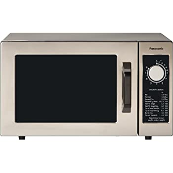 Panasonic Ne 1054f Stainless 1000w 0 8 Cu Ft Commercial