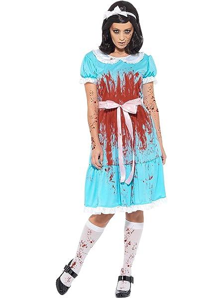 Smiffys 47574L - Disfraz de asesino sangriento para adultos ...