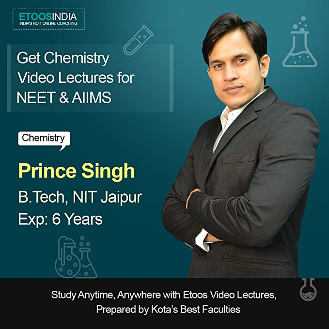 Complete Physical & Inorganic Chemistry for NEET by Prince sir