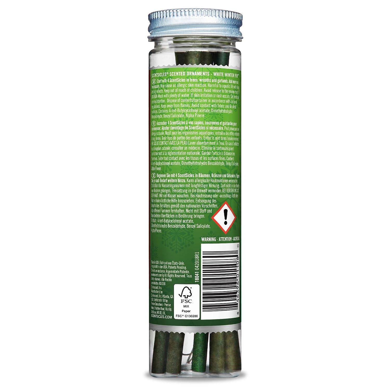 Scentsicles Winter Fir Scent Sticks Amazon Kitchen & Home