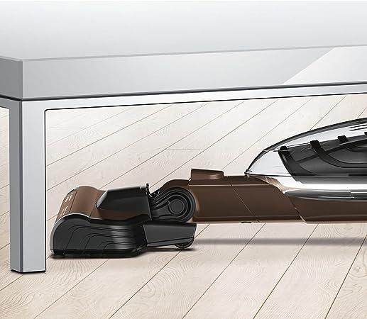 Bosch BBH218LTD Readyy 2-in-1 Aspirador sin cable y de mano, batería de 18V, color marrón chocolate metalizado: Amazon.es: Hogar
