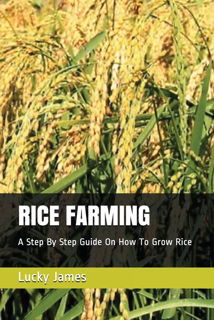 Rice Farming A Step By Step Guide On How To Grow Rice James Lucky 9781973321156 Amazon Com Books