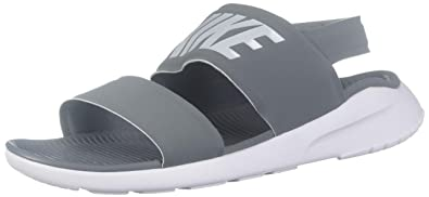 3322082694c82 Nike Womens Tanjun Sandal Cool Grey Pure Platinum White Size 5 b M
