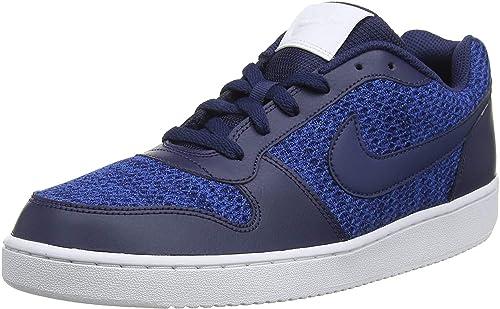Buy Nike Men's Ebernon Low Prem Blue/M