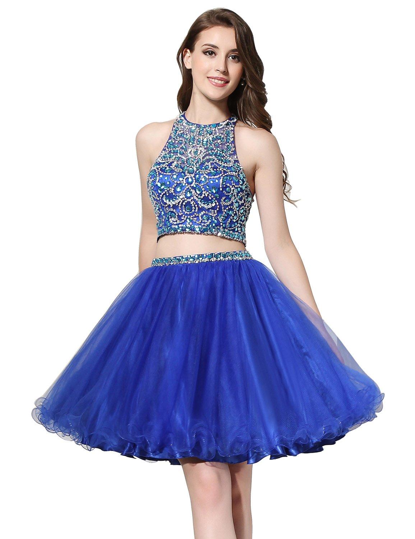 Belle House Short Prom Dresses Homecoming