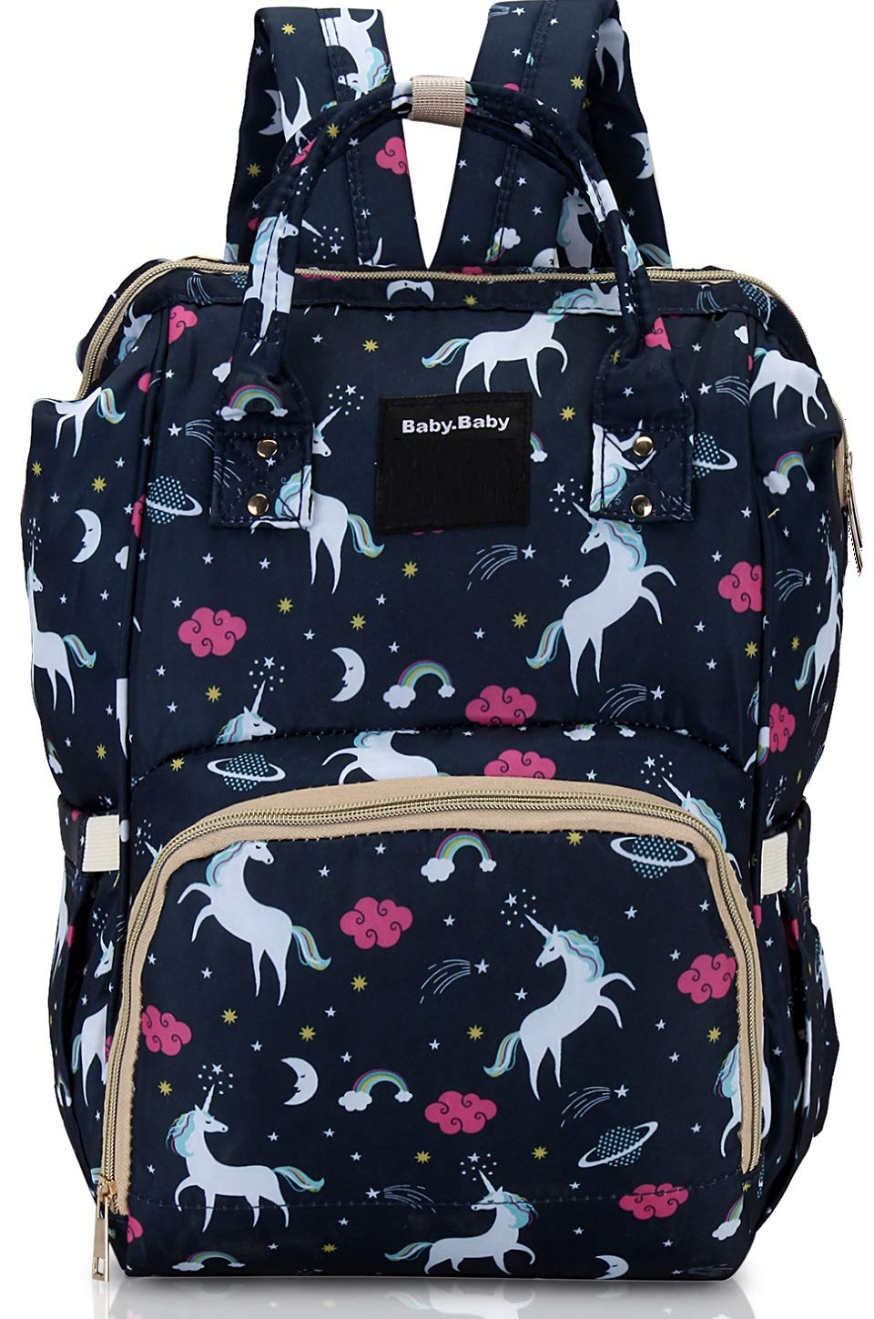 The Baby Co. Diaper Bag Backpack