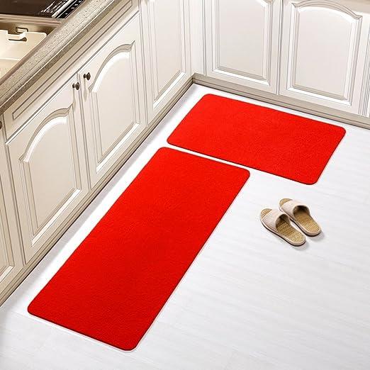 alfombra Cocina Tira Larga Antideslizante Puerta de la absorción ...