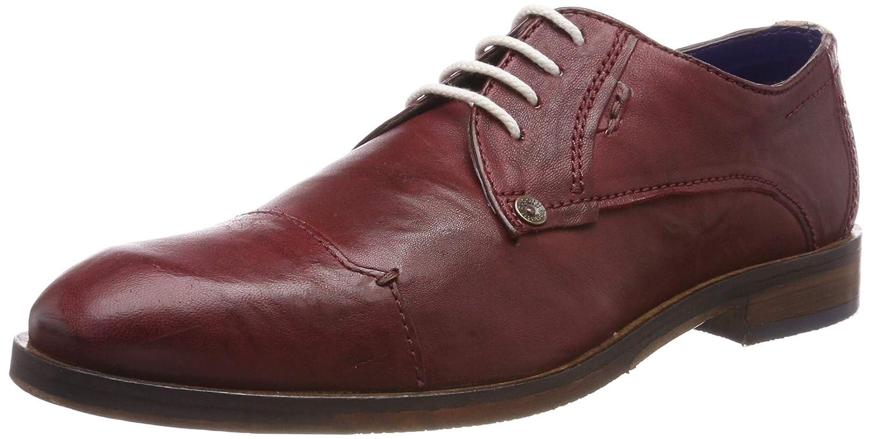TALLA 40 EU. Bugatti 3.12652e+11, Zapatos de Cordones Derby para Hombre
