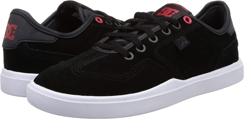 DC Shoes Vestrey SE - schoenen voor vrouwen ADJS300223 Black White Red