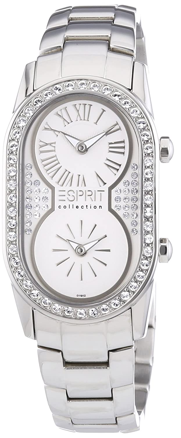 Esprit Collection Damen-Armbanduhr athena Analog Quarz