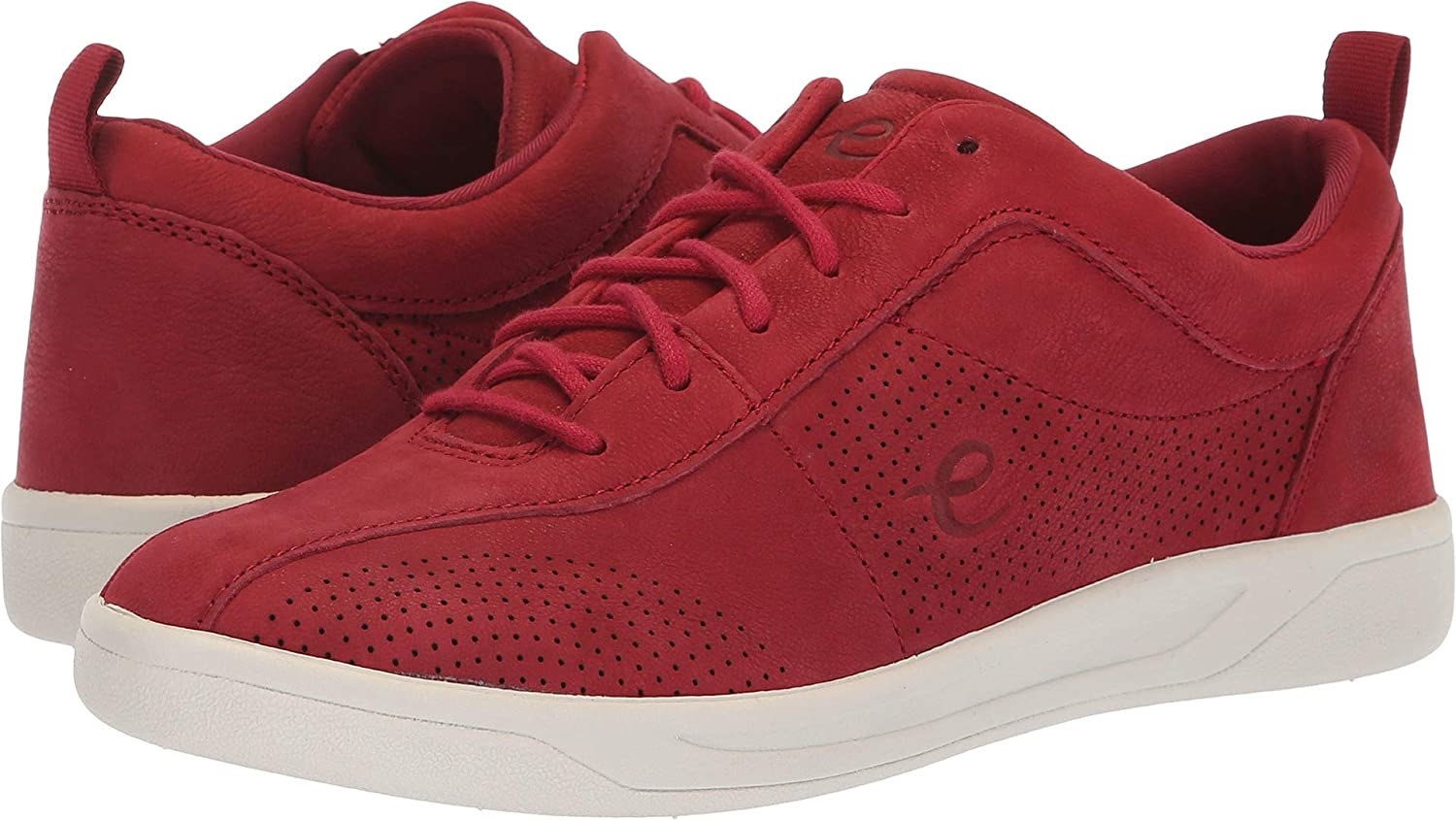 Luxe Red Luxe Red Easy Spirit Womens Freney8 Sneaker