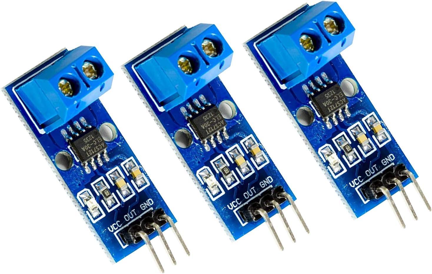 MissBirdler ACS712 - Sensor de Corriente para Arduino Raspberry pi ...