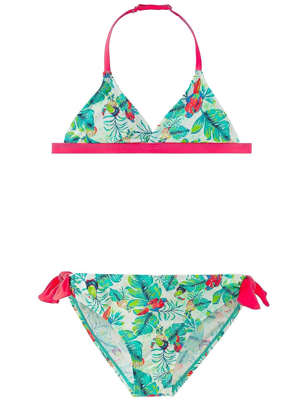 Schiesser Mä dchen Bikini Aqua Bustier 156016