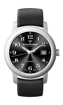 2ee0d1252b Amazon | [カトレックス]CATOREX 腕時計 機械式スイス時計 CATOREX 8167 ...