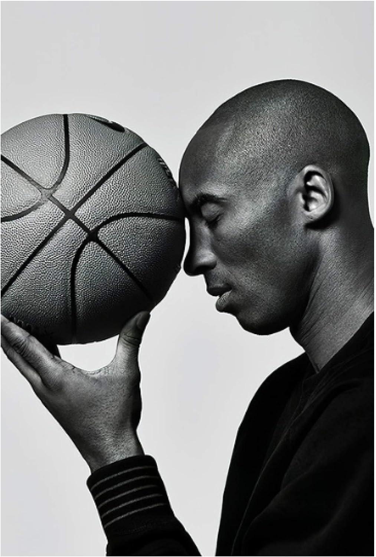 JYSHC Rompecabezas 1000 Piezas Estrella De Baloncesto Kobe Bryant Carteles Adorno para Adultos Juguetes De Madera Regalo Juego De Descompresión Tw150Zk