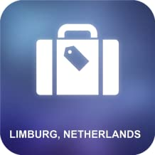 Limburg, Holanda Offline Map