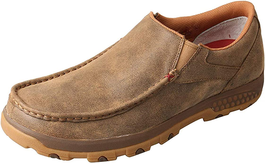 Slip-On Driving Moccasin