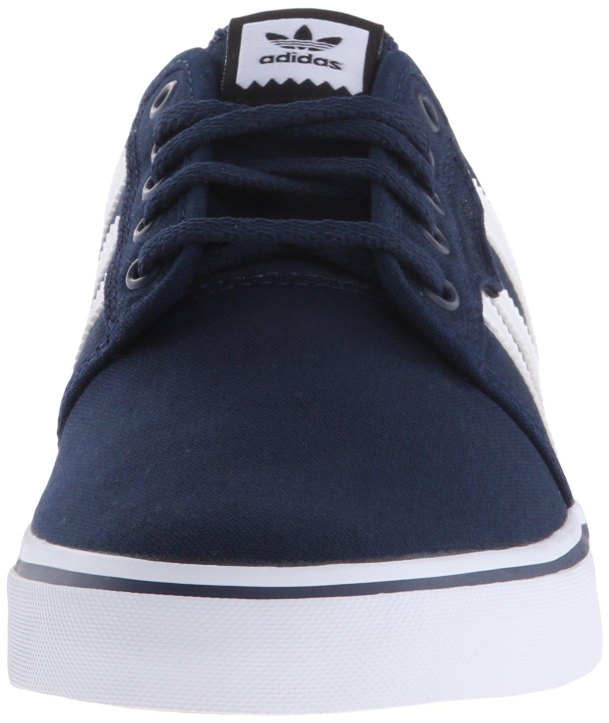 quality design 73886 4db90 Zapatillas de skate adidas Seeley para hombre Colegial azul marino   blanco    negro