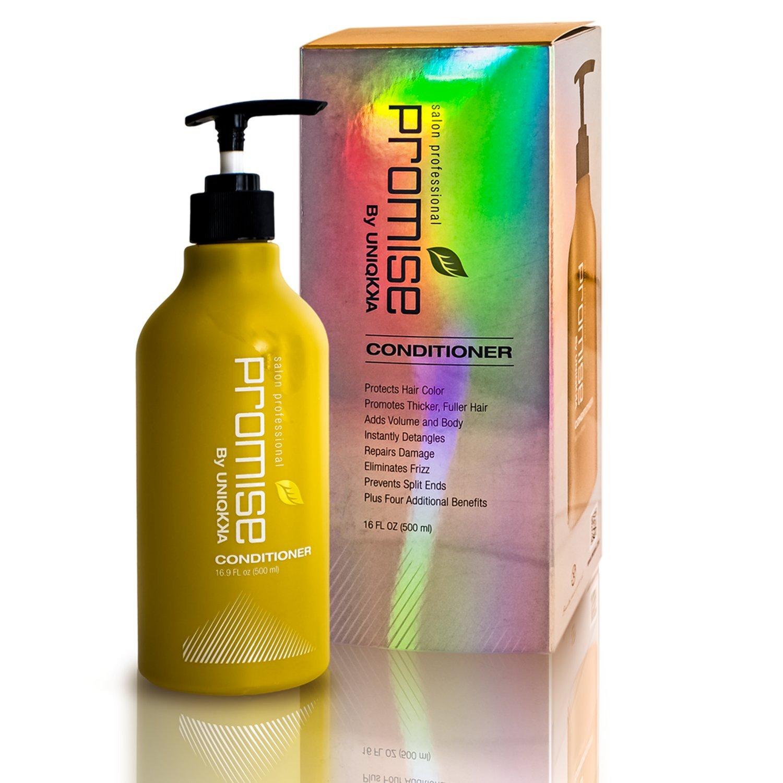 Uniqkka Promise Conditioner - 16.9 Fluid Ounce - Anti-Hair Loss - Hair Loss Repair
