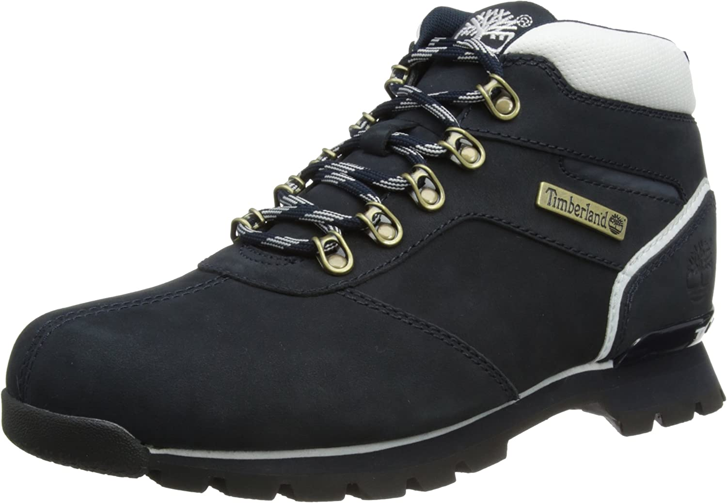 Timberland Mens Splitrock 2 Hiker Nubuck Leather Boots