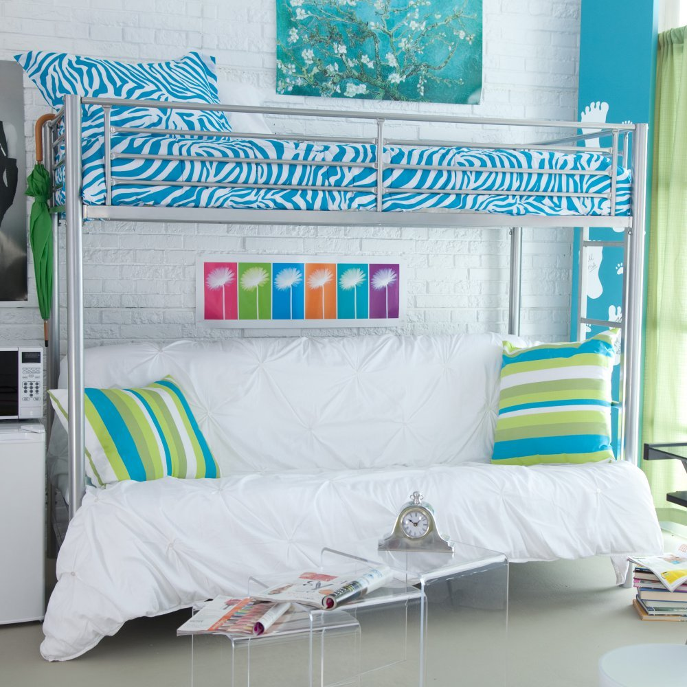check sale popular interior pin most bunk beds more for bed at paint white futon colors metal