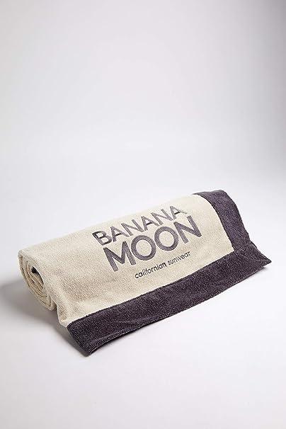 Toalla de playa Banana Moon Towely Lanza Beige: Amazon.es: Ropa y accesorios