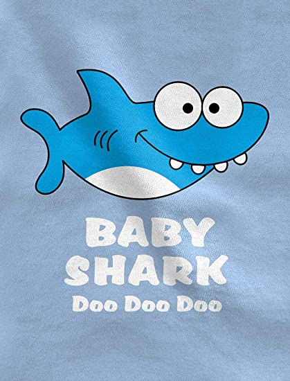 Baby Shark Doo Doo Doo & Brother Shark Big Brother and Little Brother Set