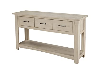 antique white sofa table. Martin Svensson Home 890143 Rustic Sofa Table, Antique White Antique White Sofa Table