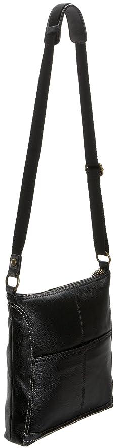 Amazon.com: The Sak Iris - Bolso bandolera, Negro, talla ...